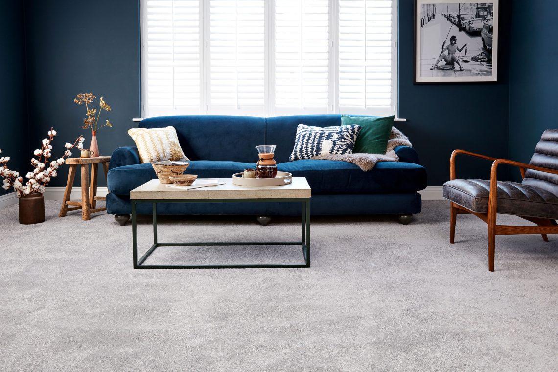 Carpet Abingdon Stainfree USA Platinum Living Room