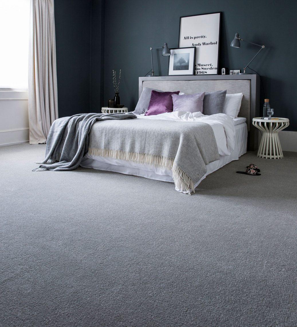 Carpet Cormar Sensation Atlantic Seal Bed Room