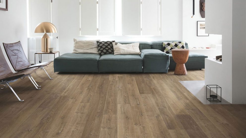 Laminate Flooring Quick-Step Living Room