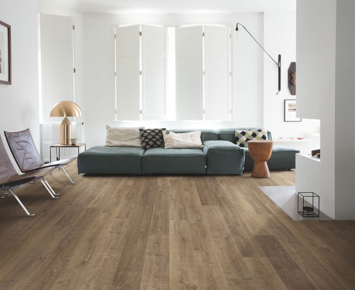 Laminate Flooring Quick-Step Living Room