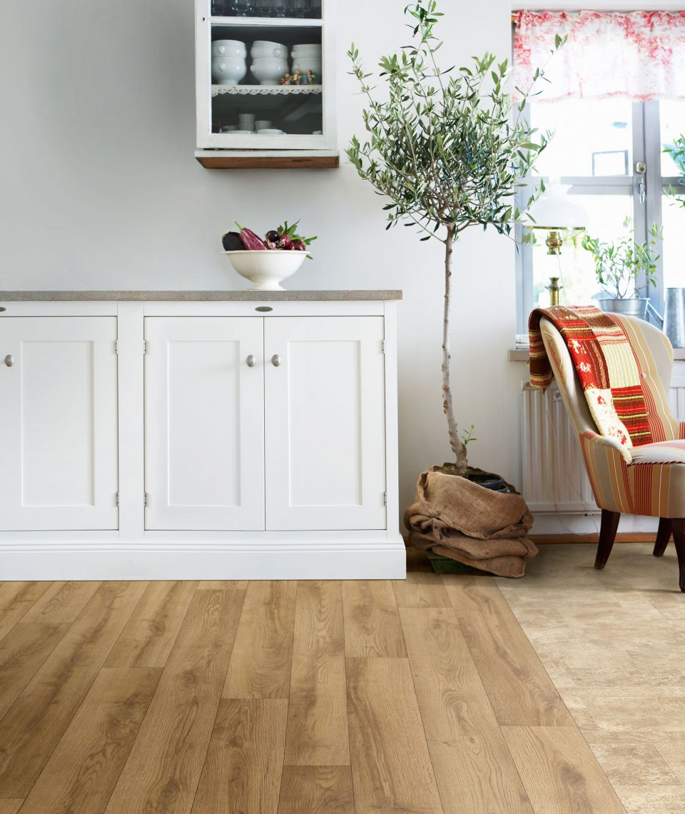 Vinyl Flooring Polyflor Sicilian Oak