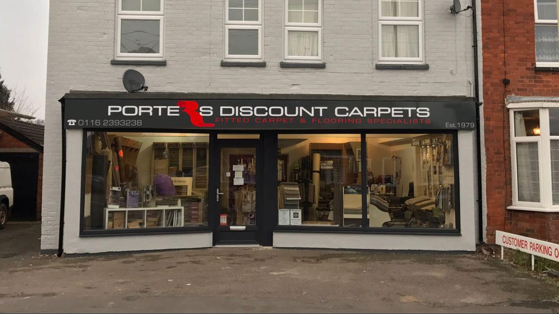 Porters carpet shop